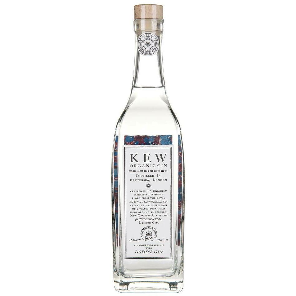 Kew Organic Gin Fl 70
