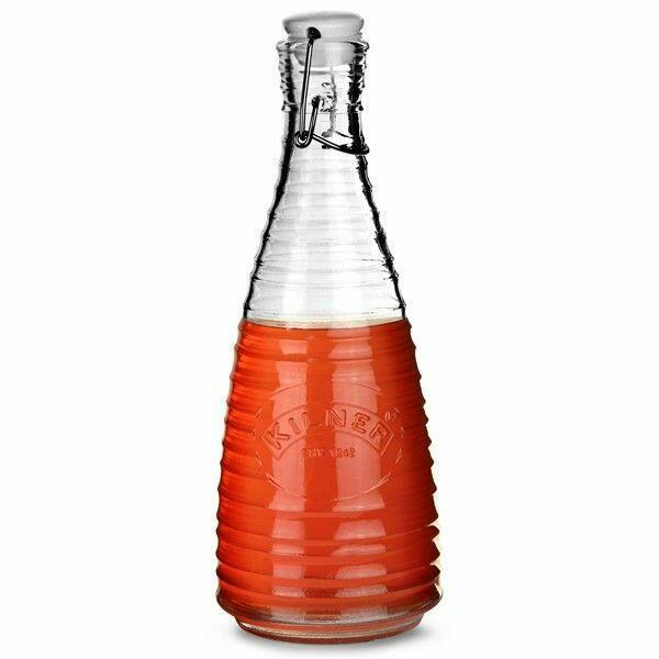 Billede af Kilner glasflaske med swingtop låg