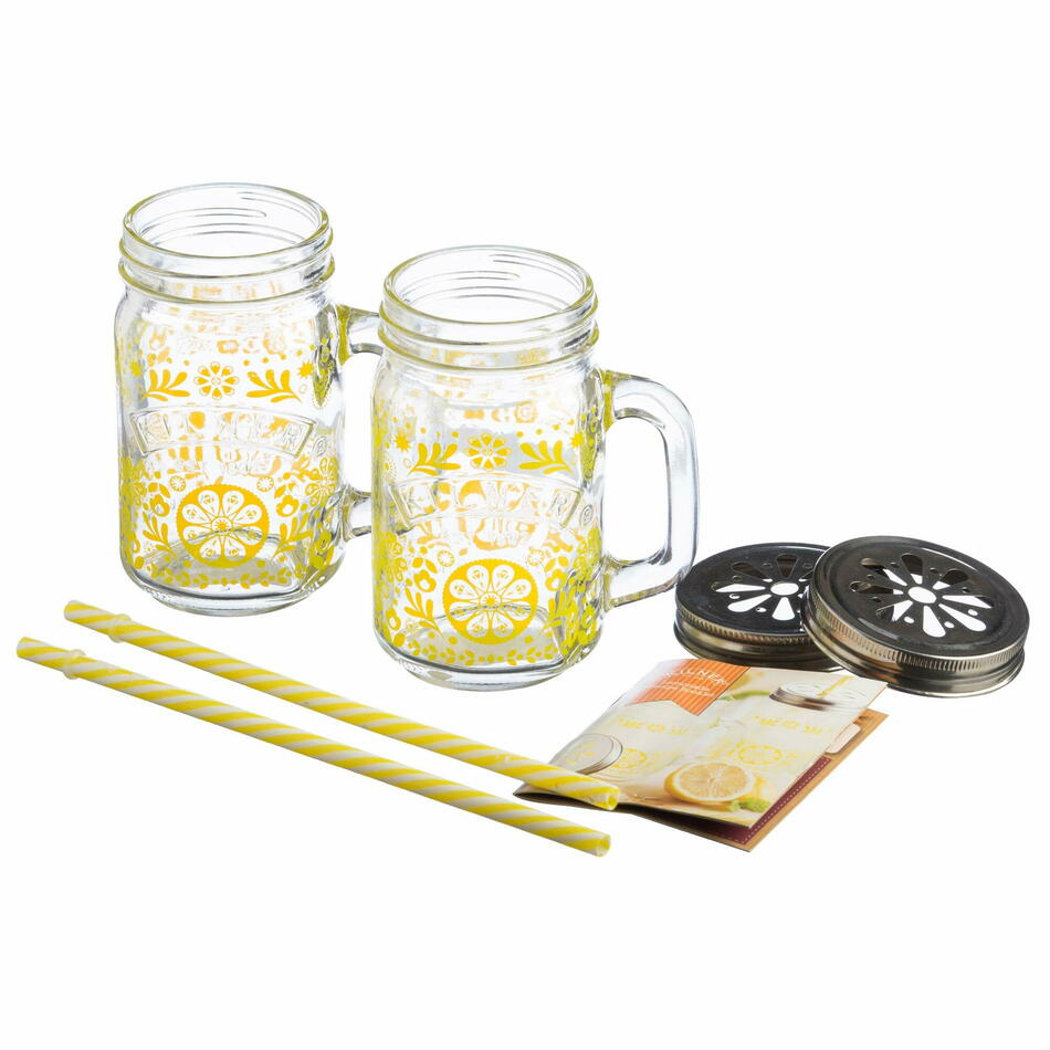 Image of   Kilner Lemonade Set