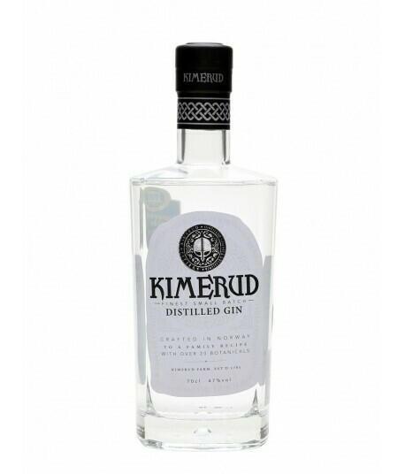 Kimerud Small Batch Gin Fl 70