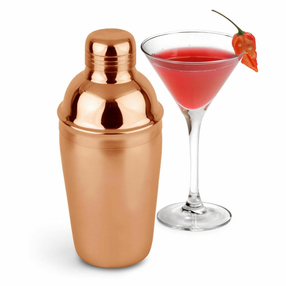 Image of   Kobber Cobbler Cocktail Shaker 500ml