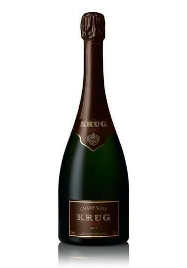 Image of   Krug Champagne Vintage 2002 Fl 75