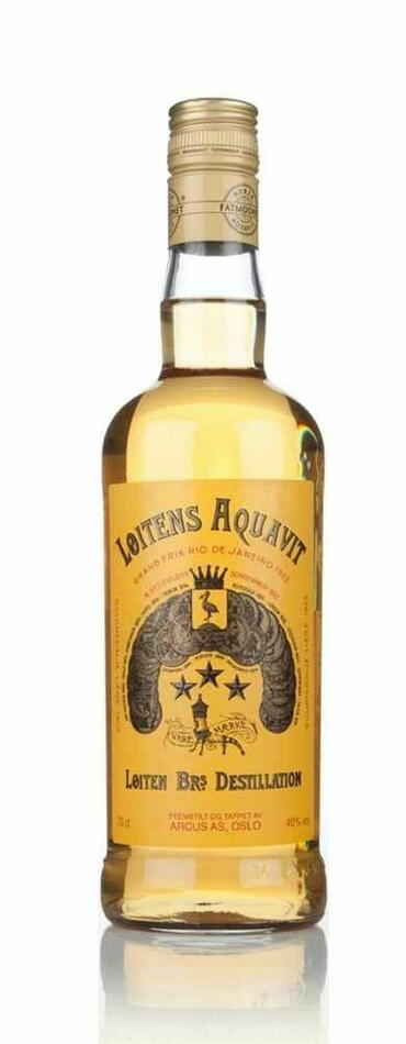 Image of   Løitens Aquavit Fl 70