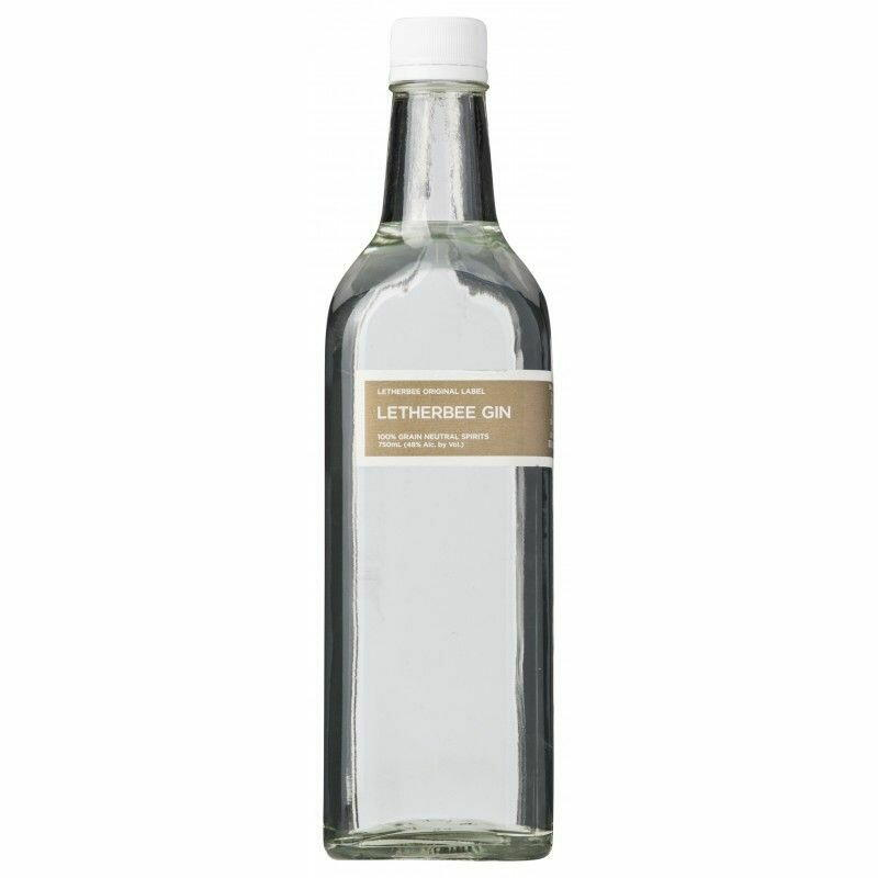 Letherbee Gin Fl 75