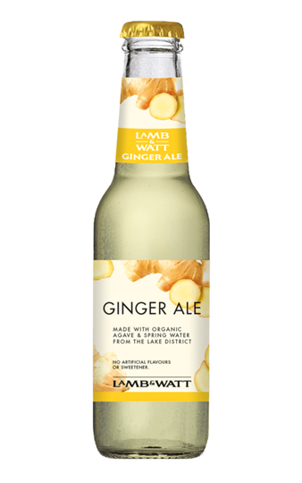 Image of   Lamb & Watt Ginger Ale 20cl