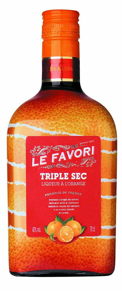 Image of   Le Favori Triple Sec Fl 70