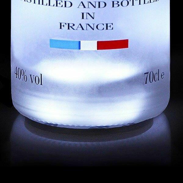 Billede af Led Flaske Lys