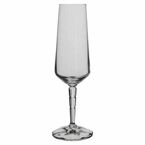 Leonardo Spiritii Champagnesglas 230ml - 6stk.