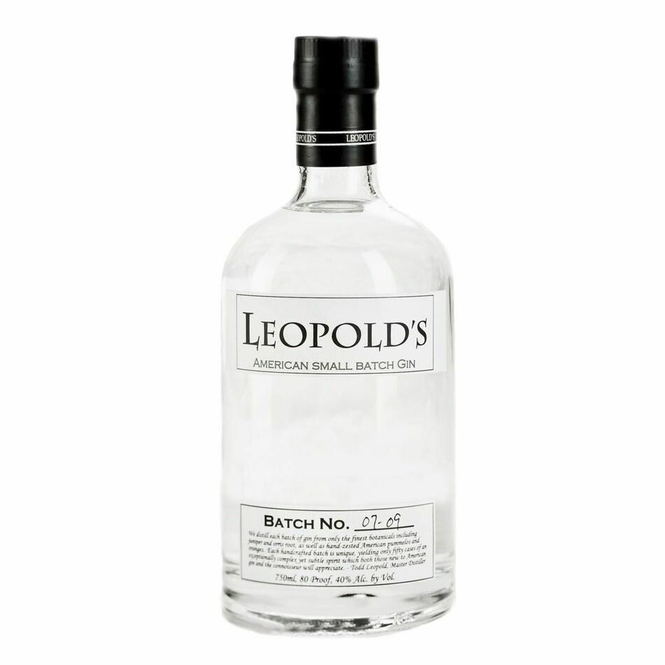 Leopold's Small Batch Gin Fl 70