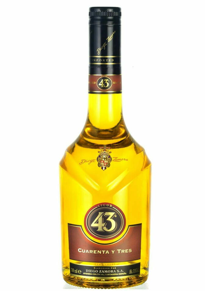 Image of   Licor 43 Fl 70