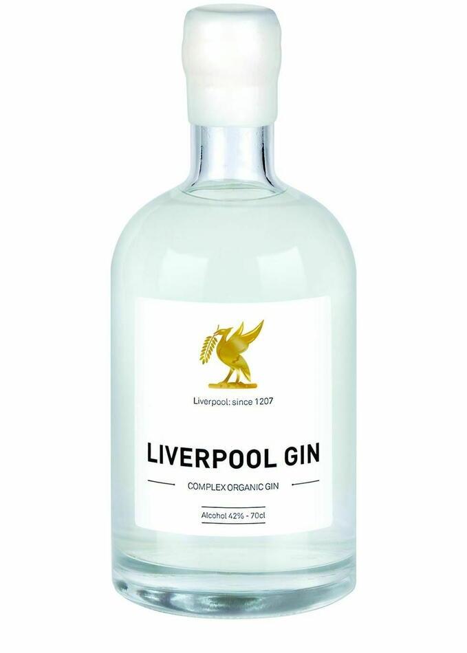 Liverpool Organic Gin Fl 70