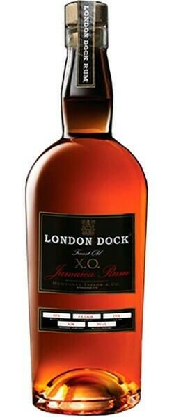 London Dock Jamaica Rum