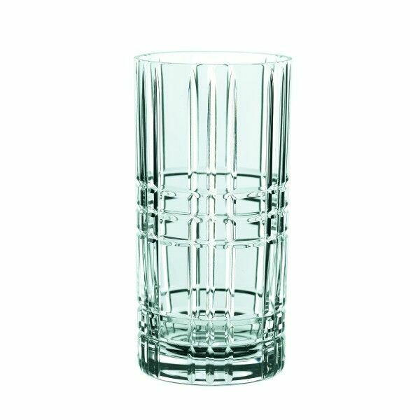 Image of   Longdrink Glas Square Highland Nachtmann - 445ml