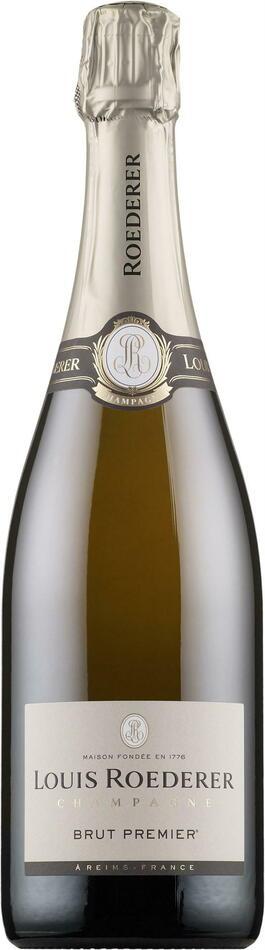 Image of   Louis Roederer Champagne Brut Premier 75cl