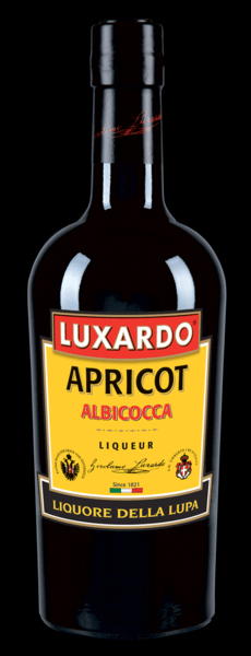 Luxardo Liqueur Apricot / Abrikos Fl 70