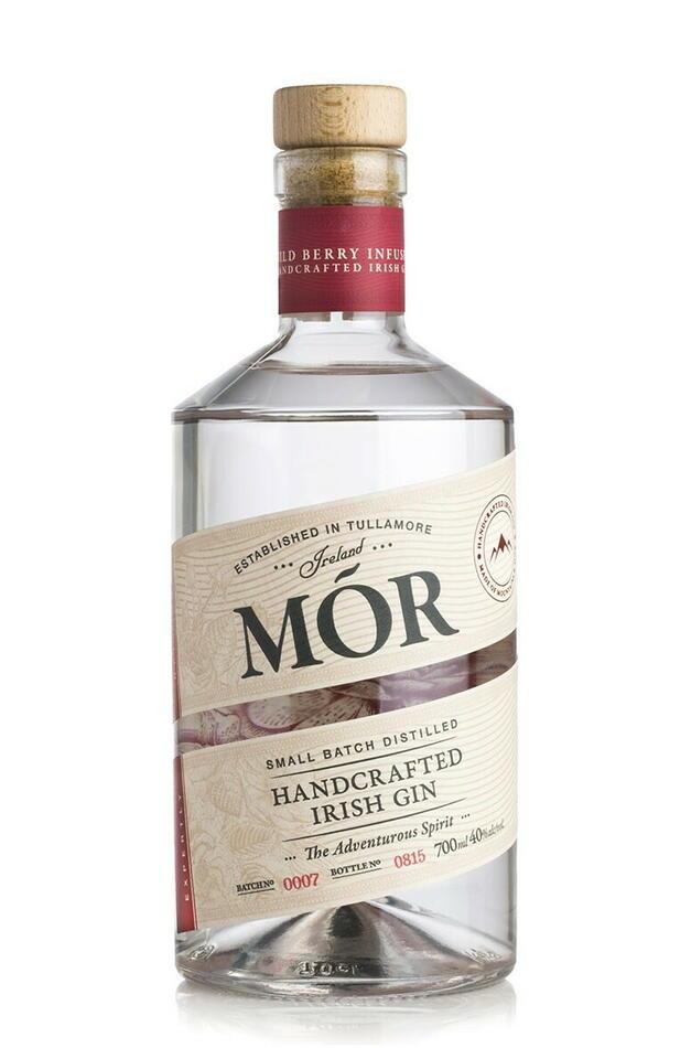 Image of   Mór Irish Gin Fl 70