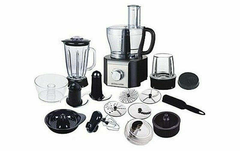 Multifunktionel Food Processor - Andrew James