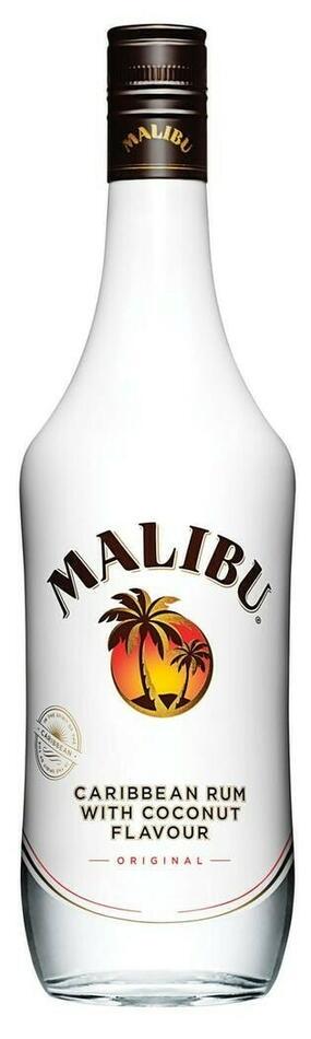 Image of   Malibu Coconut Rum* Fl 100