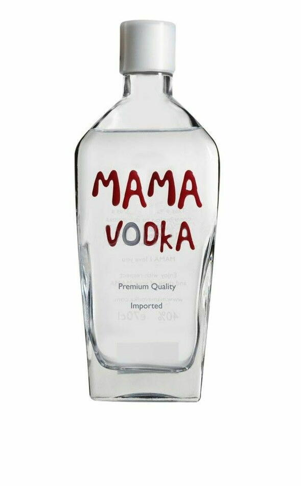 Image of   Mama Vodka Fl 70