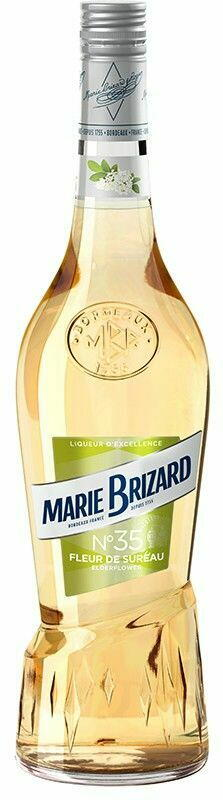 Image of   Marie Brizard Liqueur Elderflower / Hyldeblomst Fl 70