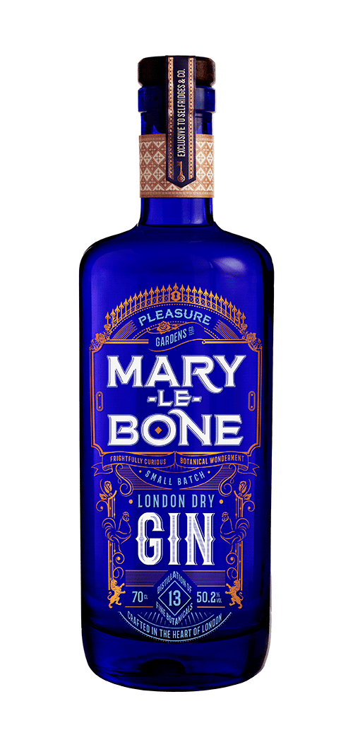 Marylebone London Dry Gin Fl 70