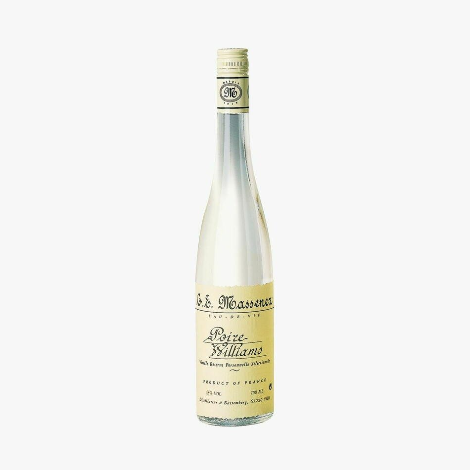 Image of   Massenez Eau De Vie Poire Williams Fl 70