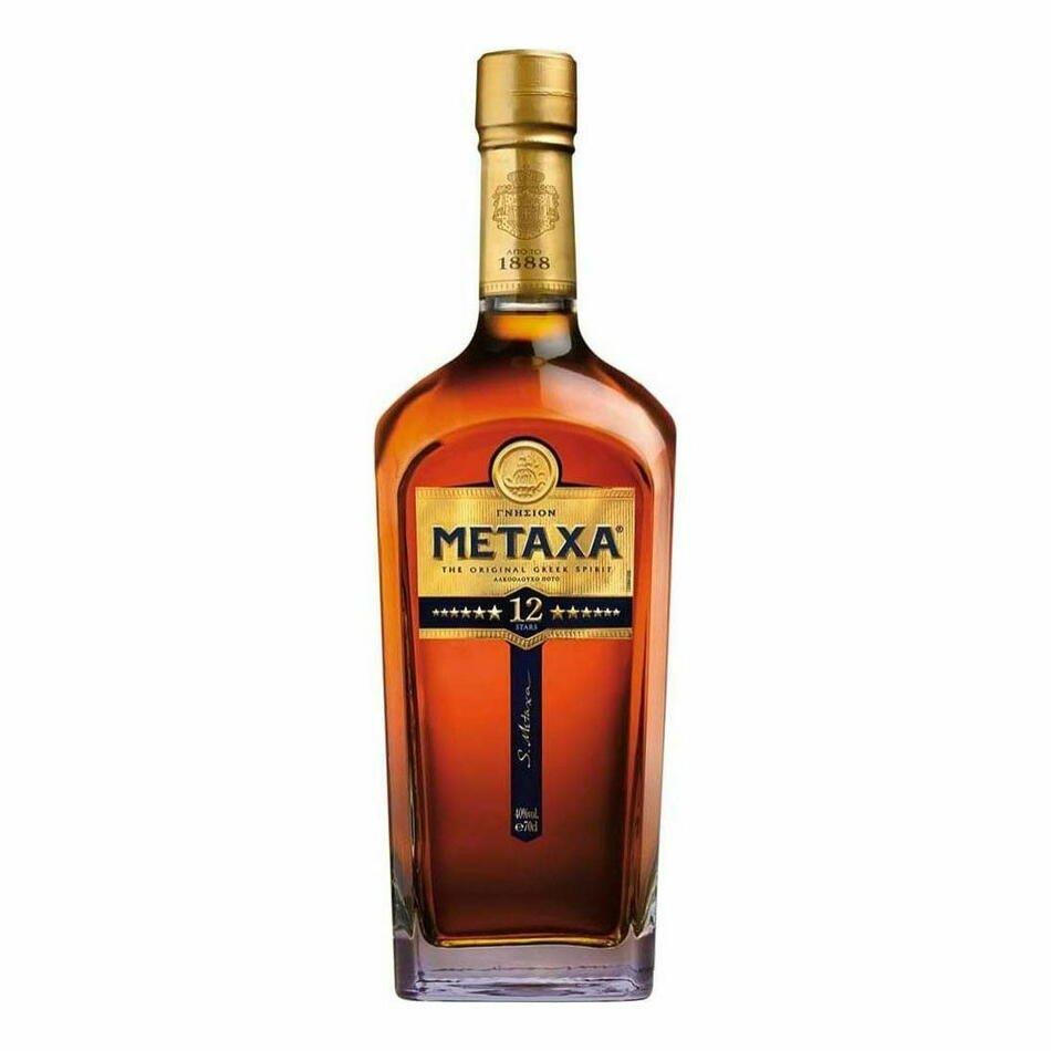 Image of   Metaxa Met 12 Star Fl 70