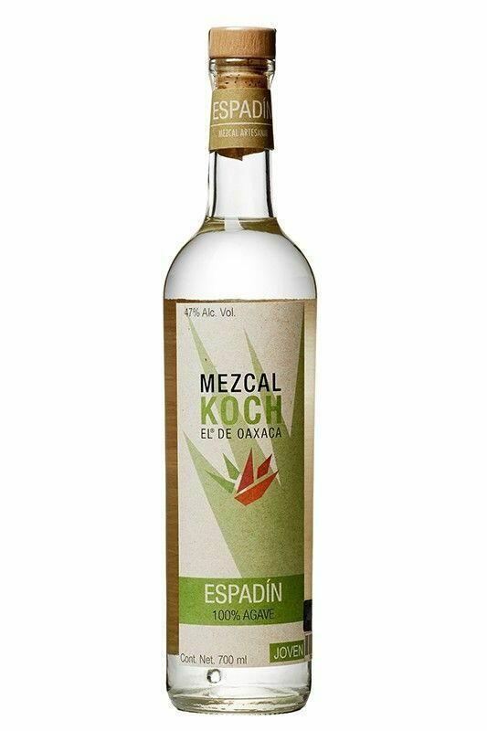 Image of   Koch Mezcal Espadin Fl 70