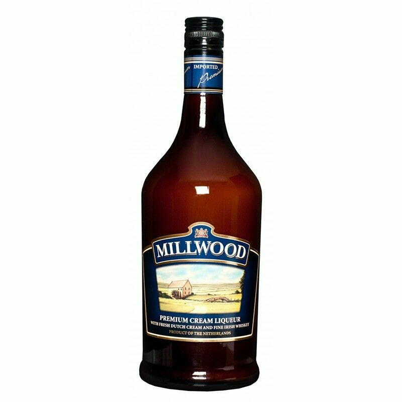 Image of   Millwood Cream Liqueur Fl 70