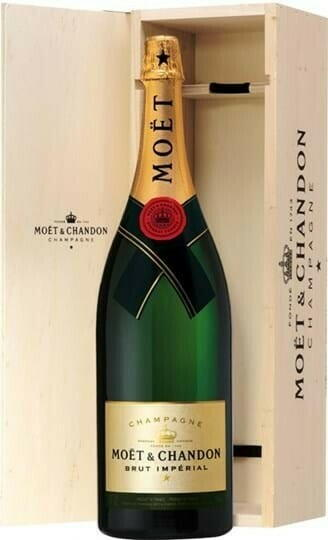 Image of   MoÃ«t & Chandon Champagne Brut Impérial (Db Mg) Fl 300