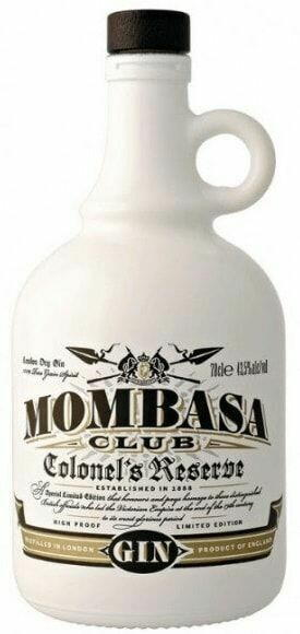 Image of   Mombasa Gin Colonel's Reserve Fl 70cl