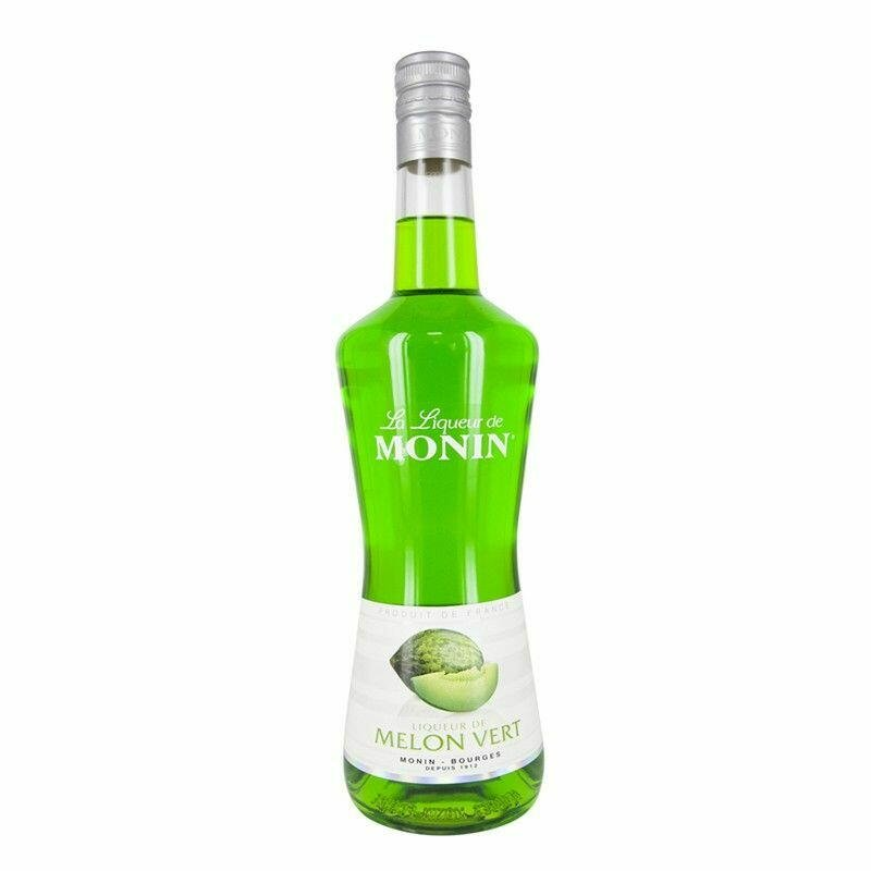 Image of   Monin Liqueur Green Melon / Melon Fl 70