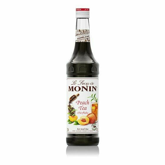 Image of   Monin Icetea Peach / Fersken Fl 70