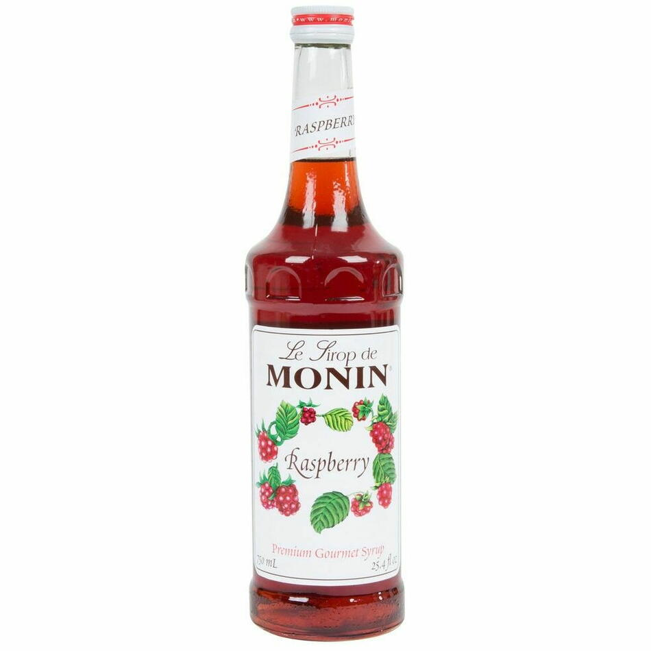 Image of   Monin Icetea Raspberry / Hindbær Fl 70