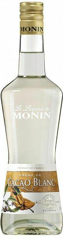Monin Liqueur Cacao White Fl 70