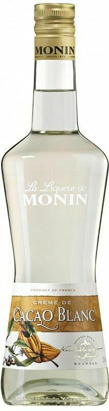 Image of   Monin Liqueur Cacao White Fl 70