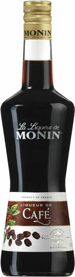 Monin Liqueur Coffee / Kaffe Fl 70