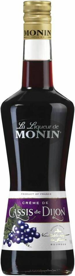 Monin Liqueur Creme De Cassis / Solbær Fl 70