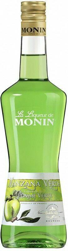 Image of   Monin Liqueur Manzana Verde / Æble Fl 70