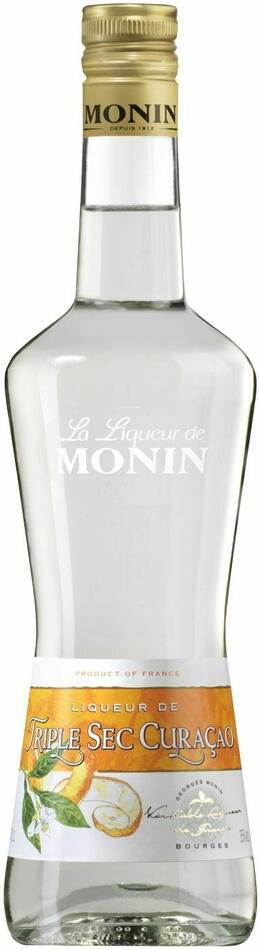 Image of   Monin Liqueur Triple Sec Fl 70