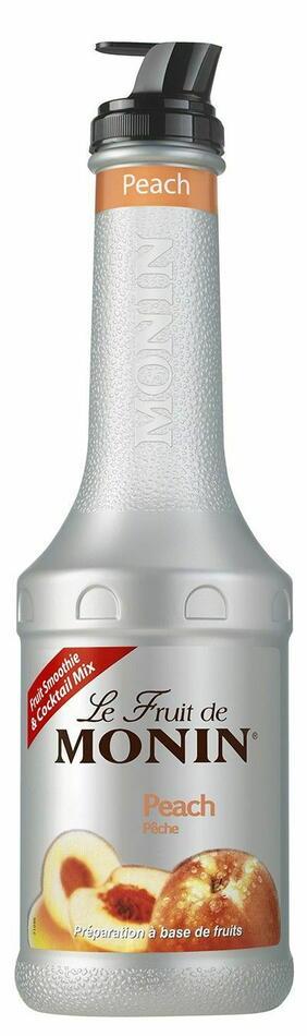 Monin Purémix Fersken Fl 100