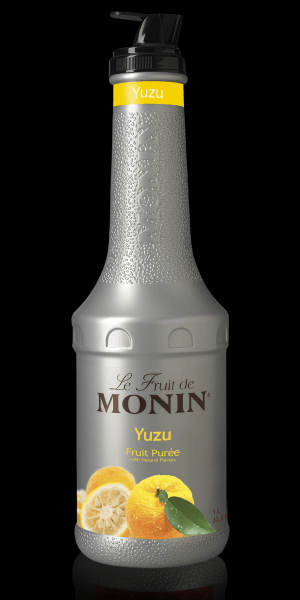 Image of   Monin Purémix Yuzu Fl 100