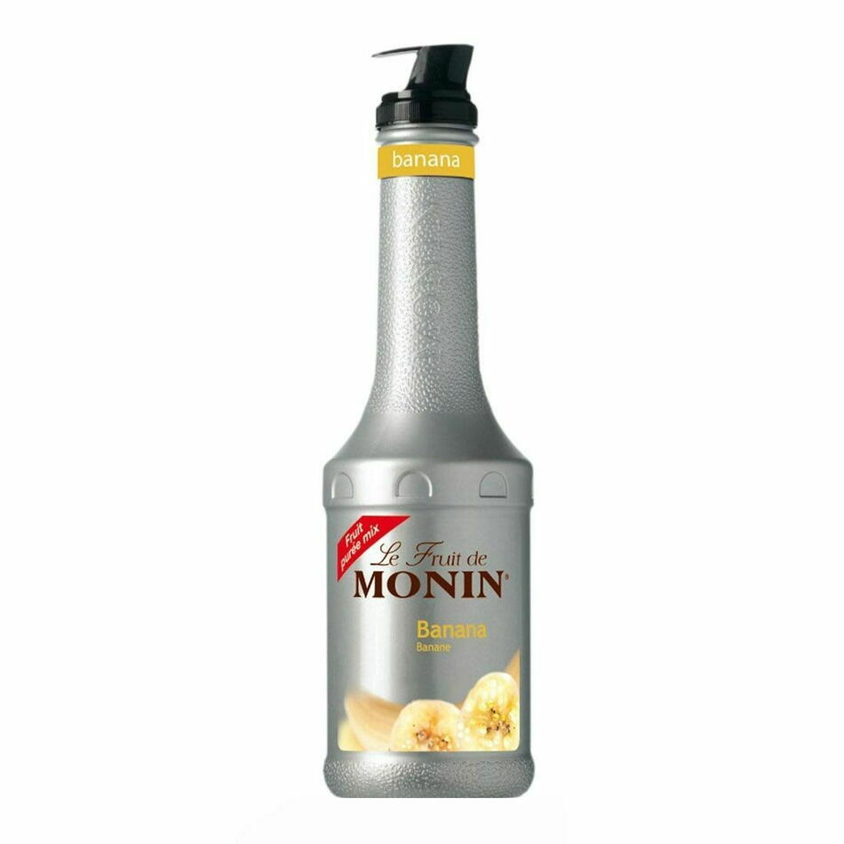 Monin Purémix Banan Fl 100