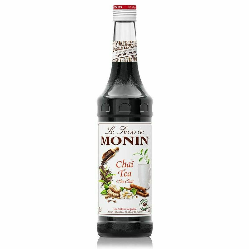 Monin Syrup Chai Tea Fl 70