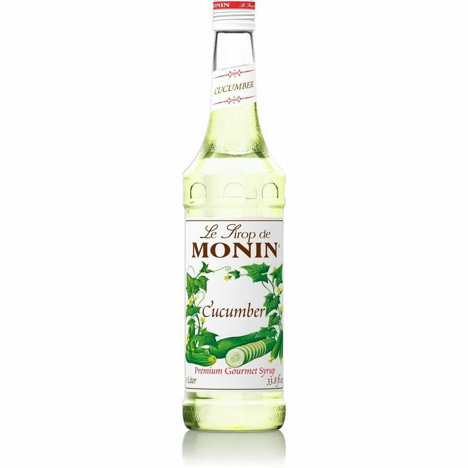 Image of   Monin Syrup Cucumber / Agurk Fl 70