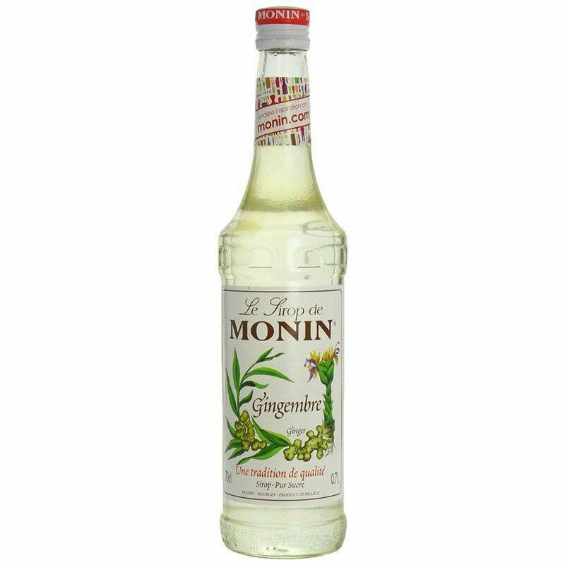 Monin Syrup Ginger / Ingefær Fl 70