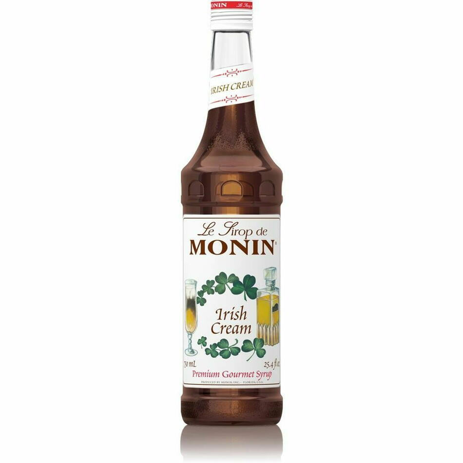 Monin Syrup Irish Cream Fl 70