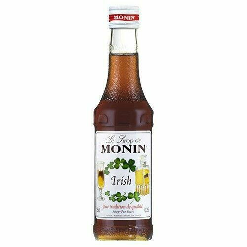 Monin Syrup Irish Cream Fl 25