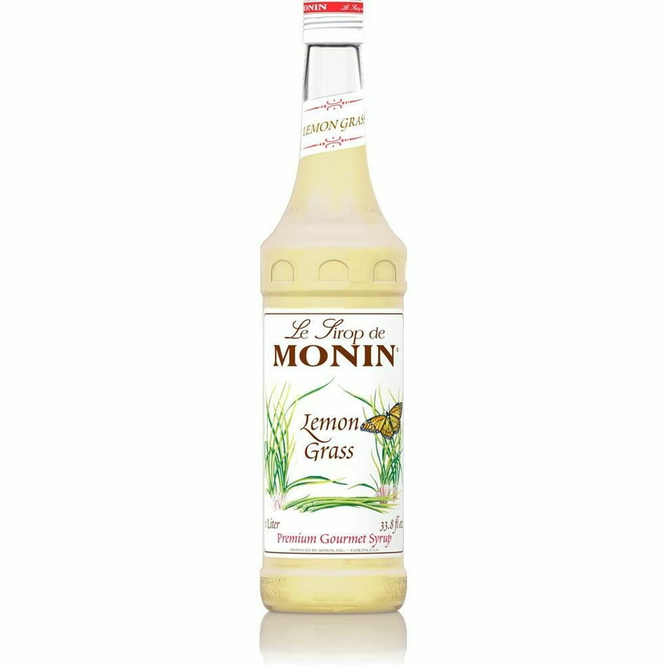 Image of   Monin Syrup Lemongrass / Citrongræs Fl 70