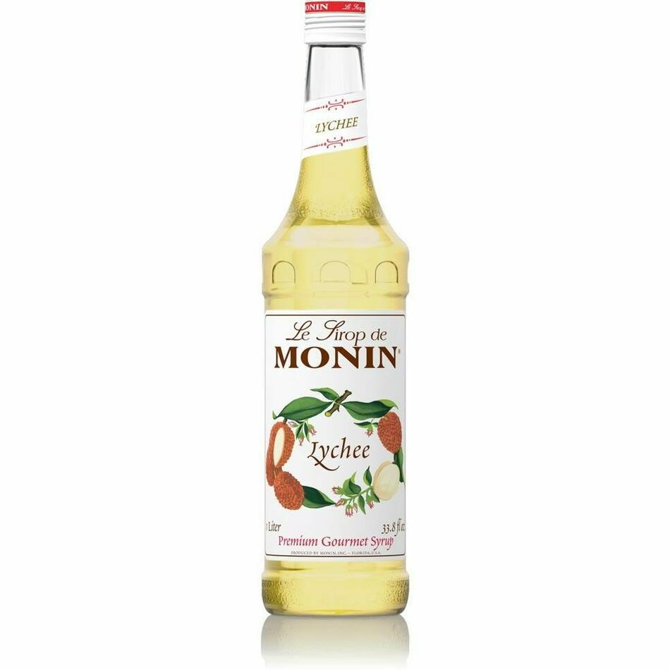Monin Syrup Lychee / Kærlighedsfrugt Fl 70